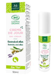 Messegue BIO Tagescreme - Lavendel & Olive, 50 ml