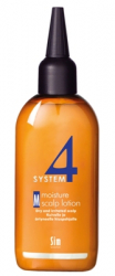 Sim System 4 Moisture Scalp Lotion, 100 ml