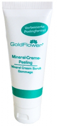 Goldflower Mineral-Creme-Peeling - 75 ml