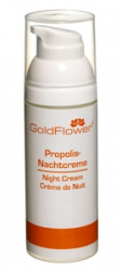 Goldflower Propolis-Nachtcreme - 50 ml