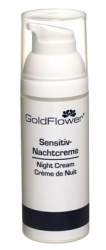 Goldflower Sensitiv-Nachtcreme - 50 ml